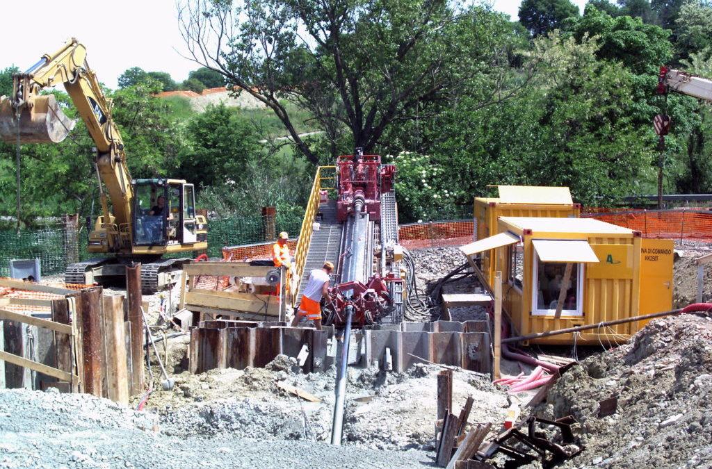 Messa in sicurezza della condotta principale dell'acquedotto di Romagna Acque